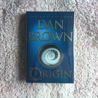 Origin – Dan Brown