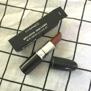 MAC matte lipstick in whirl 💕
