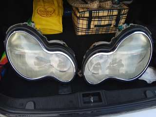 W203 headlight