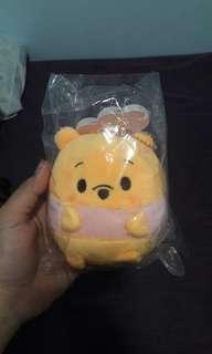 Winnie the Pooh mini stuffed toy