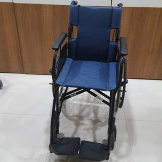 Adult Wheelchair with big Wheels