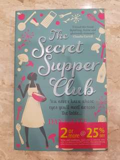 The Secret Upper Club by Dana Bate
