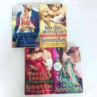 Books for Rent - Katharine Ashe