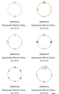 Swarovski Remix Collection Bracelet