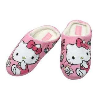 🚚 正版授權 三麗鷗 HELLO KITTY 凱蒂貓 室內拖鞋 室內拖 拖鞋