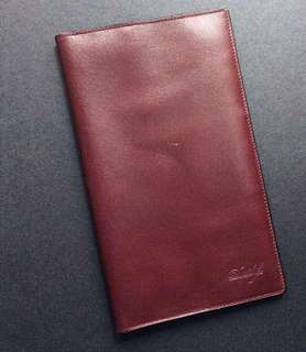 Davidoff Leather Case 中古品