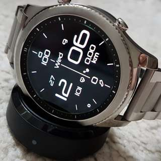 SAMSUNG GEAR S3 CLASSIC 98% new