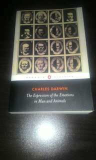 Charles Darwin The Expression of Emotions in Man & Animals