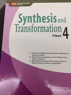 Synthesis and transformation p4