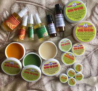 WELLNESS PRODUCTS (ALL ORGANIC)