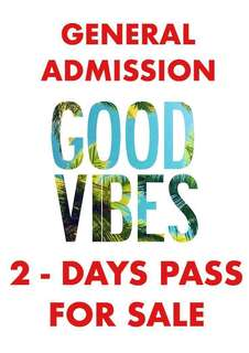 Good Vibes Fest 2K18