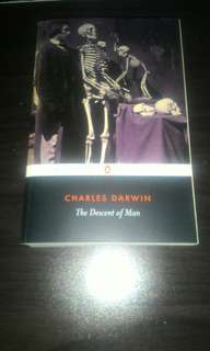 Charles Darwin The Descent of Man