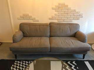 Ikea stocksund 3 seater sofa