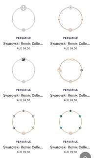 Swarovski Bracelet RM347 (include express postage)