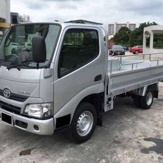 Toyota Hiace / Dyna 150