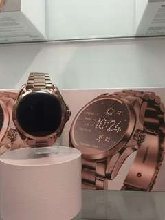 MK SMART WATCH IS BACK!!! The long wait is over! You can now reserve yours🤗Price is negotiable🤗💯moneybackguarantee