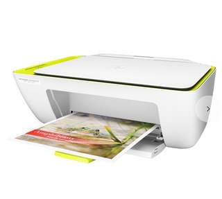 Hp desk jet ink all in one printer