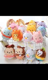 Cute Ufufy With Chain