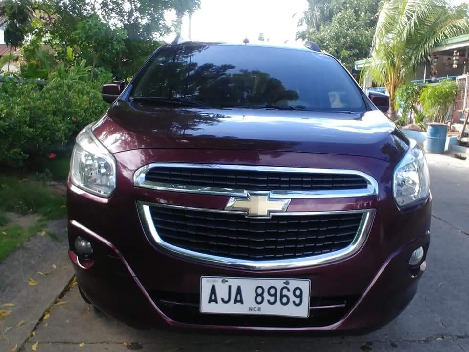 2015 Chevrolet Spin Ltz Cars Cars For Sale On Carousell