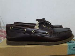 Sperry Top Sider Amaretto