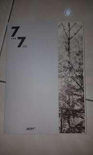 GOT7 7 for 7 Present Edition Album Jinyoung NO PHOTOCARD