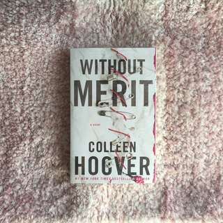 Without Merit – Colleen Hoover