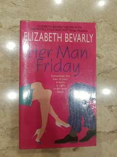 Her Man Friday by Elizabeth Bevarly