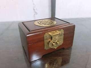 復古首飾盒