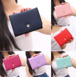 Dompet mini mahkota 👑
