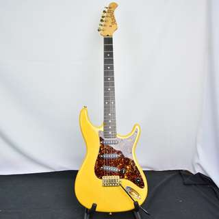 Anboy OS-170 芥黃色 Strat型 電吉他*現金收購 樂器買賣 二手樂器吉他 鼓 貝斯 電子琴 音箱 吉他收購