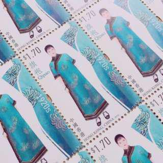 🎈原價分享 $1.7 旗袍郵票