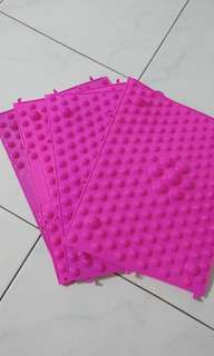Acupressure mat for sale, use only once $2 per pcs
