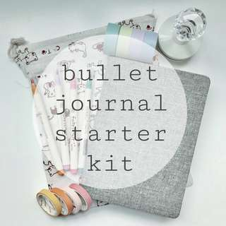 ❗️Bullet Journal Starter Kit