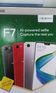 Oppo f7 ram 6 Gb harga 5.499.000