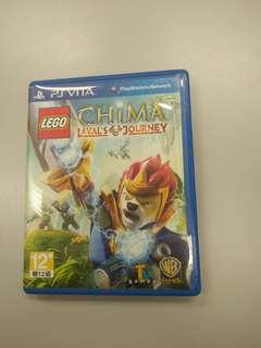 PS Vita game Lego Chima laval's journey