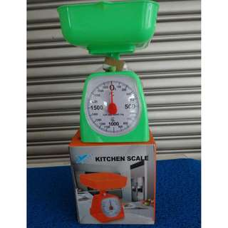 Mechanical Kitchen weighing Scale