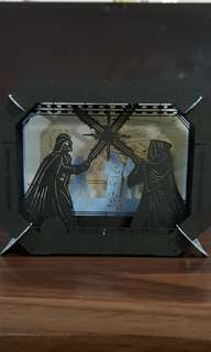 Star Wars Paper Theater