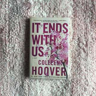 It Ends with Us - Colleen Hoove