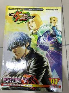 King of Fighters 2003