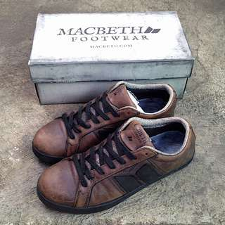 Macbeth Winston Andy Hull Studio Project (Cheap and Rare)!