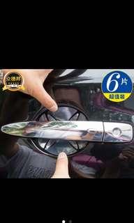 🚚 Livina 車身防刮保護透明貼