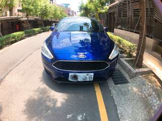 2016 Ford Focus 1.5t MK 3.5