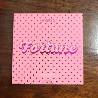 [Ready Stock] Colourpop Fortune Palette