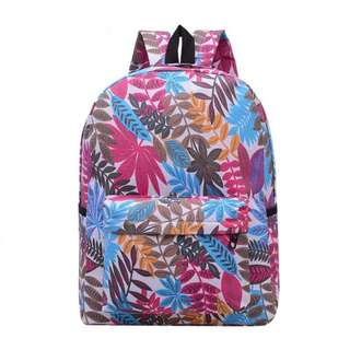 MLBP3 Printed Backpack