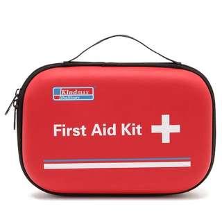 急救包家庭戶外車載家用醫療包旅行便攜防水醫藥盒應急醫藥收納包
