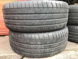Michelin Pilot Sport 3 Tyre R17/215/55