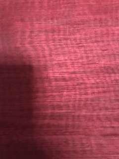 Organzas red