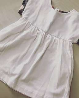 Burberry Kids 3YO Girl dress
