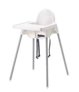 IKEA Baby Chair without tray
