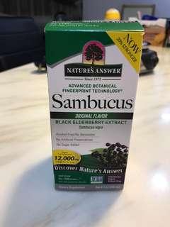 Nature's Answer Sambucus